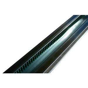 SZ 6-2, XL-Schiene Zahnriemen  für Garagentorantrieb Sonderlänge 2-teilig