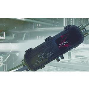 El-Clic-P, Schnellanschluss, 2,5 m Anschlussleitung, 230 V, 16 A, IP 65