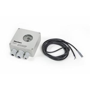 SBS-MONT-AT-TS-14, Raychem Thermostat AT-TS-14 eingebaut im Schaltschrank