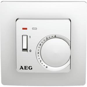 RT 5050 SZ, Raumtemperaturregler Unterputz mit Schalter Zusatzheizung