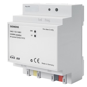5WG1152-1AB01, GAMMA instabus IP Control Center N152