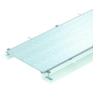 OKA-G60040140, Kanaleinheit estrichbündig blind 2400x600x140, St, FS, Preis per Stück, L=2,4m
