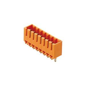 SL 3.50/04/180G 3.2SN OR BX, Leiterplattensteckverbinder (Platinenanschluss), 3.50 mm, Polzahl: 4, Abgangswinkel: 180°