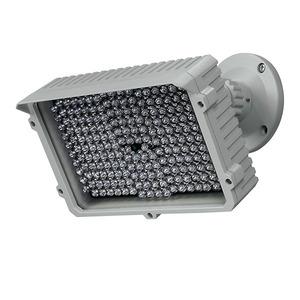 IR18/850, Infrarotstrahler 80m / 80° 850nm 198 LEDs IR-Strahler für Videoüberwachung