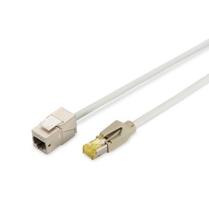 Consolidation-Point Kabel, DRAKA UC900, HRS TM31 CAT 6A Keystone