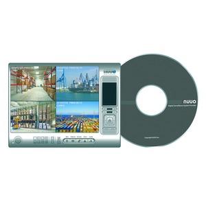NUUO 4-Kanal NVR Software Unterstützung von mehr als 50 IP-Kamerahersteller