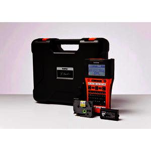 PTE550WVP, P-Touch WVP inkl. Koffer und Bänder
