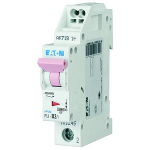 PLI-B2/1, Leitungsschutzschalter, 2A, 1p, B-Char