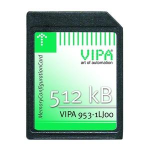 MC953S-MemoryConfigurationCard 512kByte, f. VIPA SPEED7 CPUs