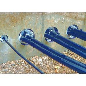 RDSS-125, Kabelschutzrohrabdichtung für Rohr-Innendurchmesser 100-150 mm