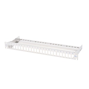 KEYSTONE PATCH PANEL 19,24P,HGS