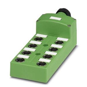 SACB-8/ 8-C SCO, Sensor-/Aktor-Box-SACB-8/ 8-C SCO