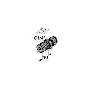 CF-M-3-G1/4-A4, Zubehör, Klemmringverschraubung, für Temperatursensoren