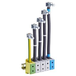 ZL356, Verbindungs-Leitung 50qmm 5-polig für die Verbindung von Kabeleinspeisegehäuse