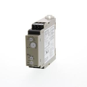 H3DK-S2A DC12, 4 Zeitfunktionen, 0,1s..1200h, 2 W (1 W umschaltbar: 1 Sofortkontakt), 5 A, 12 VDC