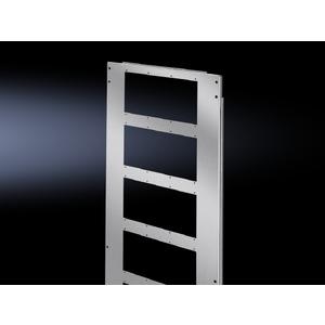 TS 8609.100, Trennwand für Modulplatten für Schränke (HxT): 1800x500 mm verzinkt