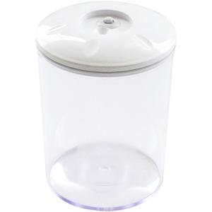 Klarer Behälter rund 1,5 l