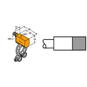 BIM-PST-AP6X-V1131, Magnetfeldsensor, für Pneumatikzylinder