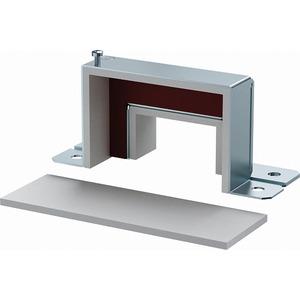 BSKM-RE 0711, Reduzierstück für Wand- und Deckenmontage 70x110, St, FS