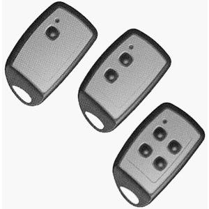 RC1, Midi-Handsender RC1, 1-Kanal, 433 MHz, Rolling Code