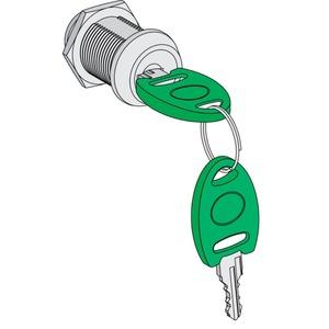 EVlink Wallbox G3, Schlüsselsch. Mehrfachkodierung