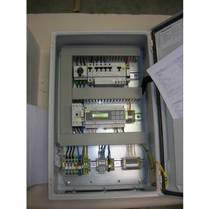 SBS-03-MV-20, Schaltschrank SBS-03-MV-20 für 3 Heizkreise, 20 A,System ViaGard MI