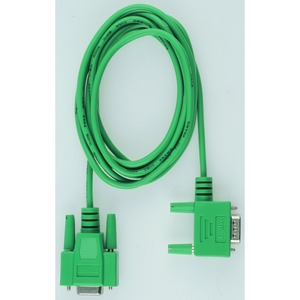 PC/AG_RS232Green Cable nur f. CPU 11x, 21x, 31x, 51x