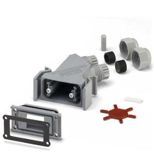 VS-25-SET-STD, D-SUB-Steckverbinder-Set-VS-25-SET-STD