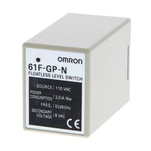 61F-GP-N 110VAC, Niveauregler - Niveauregler auf Leitfähigkeitsbasis