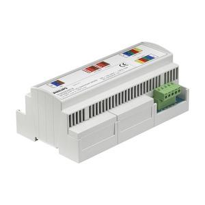 ZBD408 PSU DMX/RDM 2X4CH, AmphiLux Acc. - LED-Treiber schaltbar