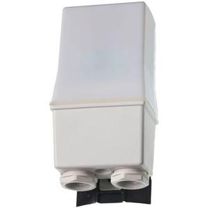 10.42.8.230.0000, Dämmerungsschalter für Außenmontage, IP 54, 1 bis 80 Lux, 2 Schließer 16 A, für 230 V AC