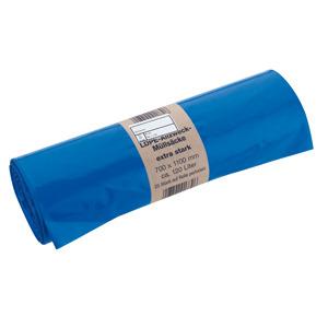 HSACK120, Allzweck-Abfallsack blau 700x1100mm 120l/25 Stück