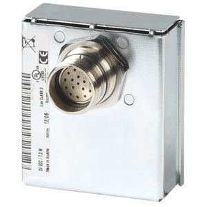 JB001/ASET, Anschaltbox, für Schaltschrankeinbau der mobilen Panels, XVM