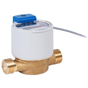 GWF-UNICO, KNX Kalt-Wasserzähler GWF UNICOcoder MP  Q3 4 / DN20 / 130mm / G1 / 30°C