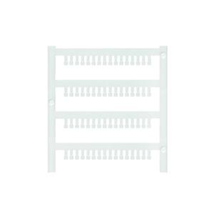 PM 2.7/2.6 MC NE WS, Klemmenmarkierung, 2.7 x 2.6 mm, Raster in mm: 3.50, Weidmueller, Polyamid 66, weiß