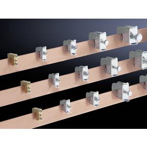 SV 3456.500, Leiteranschlussklemmen für Rundleiter 2,5-16 mm²/lam. Kupfer (für E-Cu 10 mm), Preis per VPE, VPE = 15 Stück