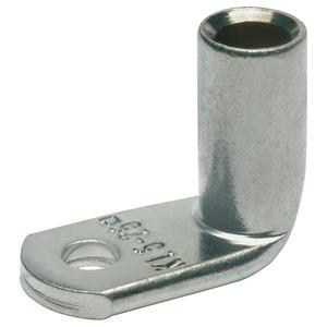 Winkelrohrkabelschuh Normalausführung, 6 mm², M10, 90°