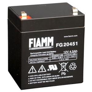 FG20451, FIAMM GS BLEIBATTERIE 12V 4,5AH