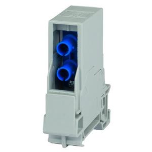 STX Tragschienen-Verbinder inkl. ST/SC Duplex, Singlemode/Multimode