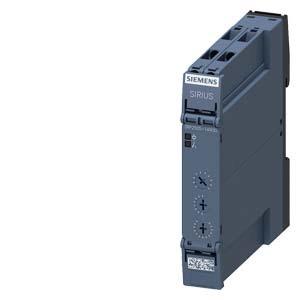 3RP2505-1AW30, Zeitrelais, 1W, 13 Funktionen, 7 Zeitbereiche (0,05s-100h) AC/DC 12-240V