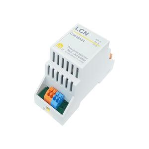 LCN - IS2/24, Trennverstärker für 24V Betriebsspannung für die Hutschiene 2 TE