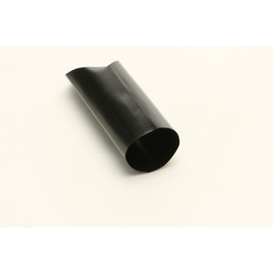 PVC 1 x 0,4mm sw, Damerius PVC-Isolierschlauch schwarz 1 x 0,4 mm