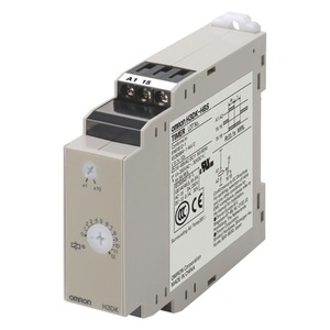 H3DK-HDS AC200-240V, Rückfallverzögerung (ohne Hilsspannung), 1 W, 5 A, 200 bis 240 VAC