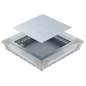 UGD55 250-3 9R, Unterflur-Gerätedose für GES9/55UV 367x367x55, St, FS