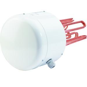 FCR 28/120, Elektro-Heizflansch FCR 28/120, 6/12, 12/12 kW
