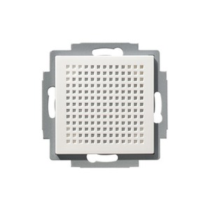 KEL55MUSICW, KEL 55 Music, weiß 3W/4 Ohm, inkl. 55x55mm-Abdeckung