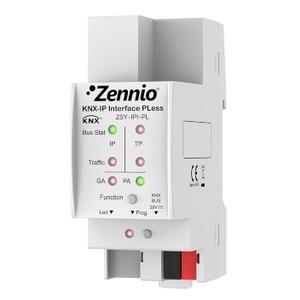 ZSY-IPI-PL, Zennio KNX-IP Interface ohne zusätzliche Spannungsversorgung
