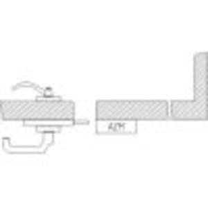 AZM 415-STS30-06, Betätiger