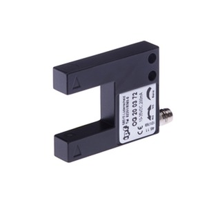 sensor opt,gabel/20 50x40x10,rotl 10-35V DC,200mA,M8-Stecker,getaktet