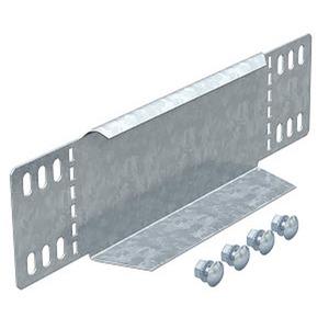 RWEB 820 DD, Reduzierwinkel/ Endabschluss für Kabelrinne 85x200, St, DD